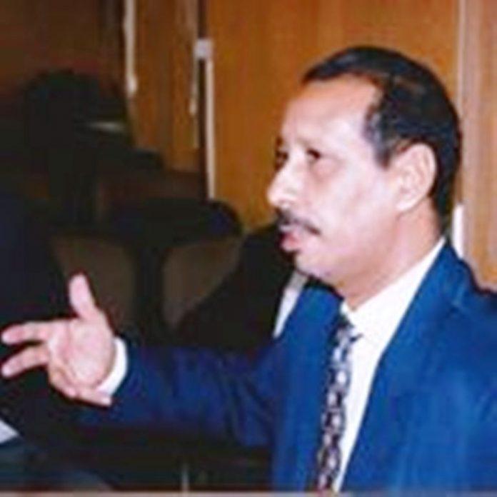 محمد الأمين الناتي